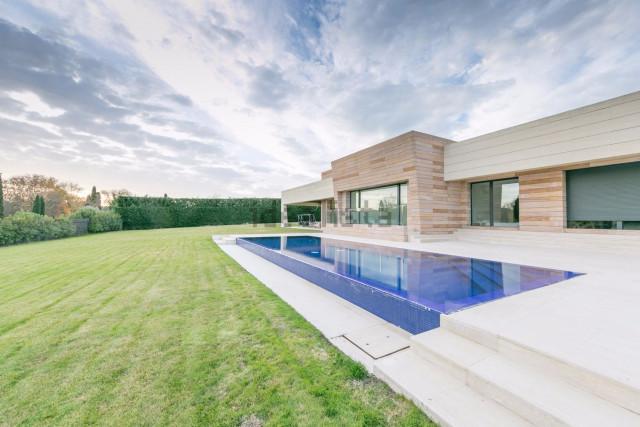 Una villa simile a quella di Cristiano Ronaldo