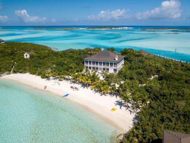 Little Pipe Cay, Bahamas / Knight Frank