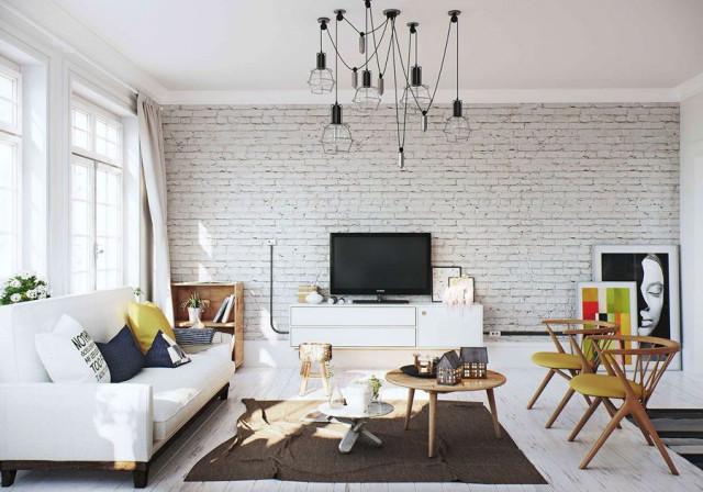 Arredo per un soggiorno low cost — idealista/news