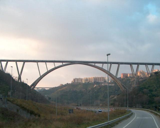 Ponte Morandi, Catanzaro