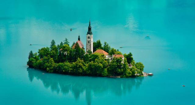 Uno scrigno di bellezza in Slovenia