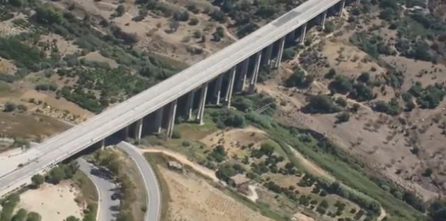 Viadotto Morandi, Agrigento