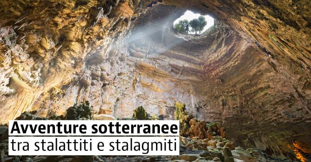 Le grotte più belle d'Italia