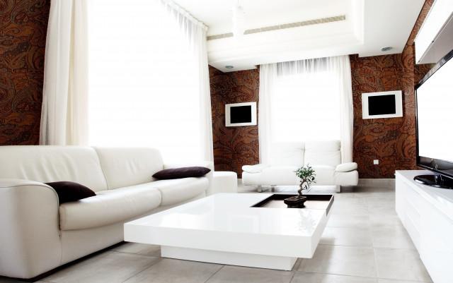 Arredamento Moderno Casa.Arredamento Casa Moderna Bianca