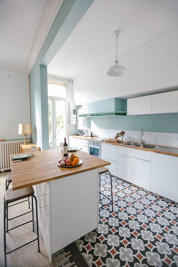 Cambiare pavimento in cucina, 5 idee per spendere poco ...