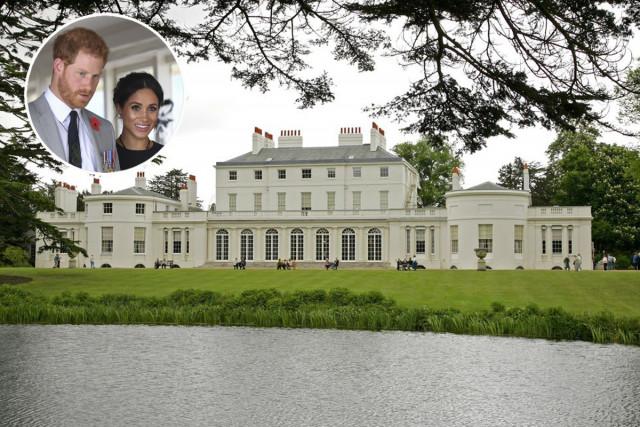 Immagine  - Harry e Meghan a Frogmore House, una nuova dimora per i duchi di Sussex