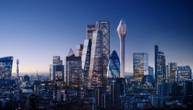 Immagine  - The Tulip, il nuovo grattacielo di Londra disegnato da Norman Foster