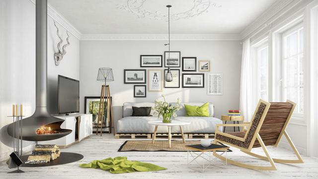 Idee per l\'arredamento del soggiorno — idealista/news