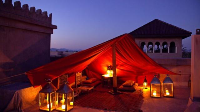 Immagine  - Questo hotel di Marrakech ti farà vivere un'atmosfera da Mille e una notte