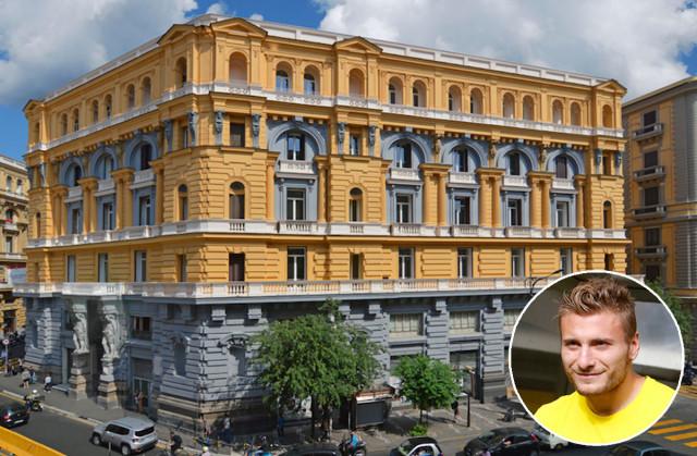 Immagine  - Ciro Immobile compra casa in centro a Napoli