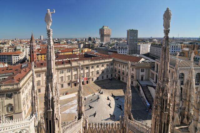 Immagine  - Milano, il crowdfunding per finanziare parte di un nuovo grattacielo