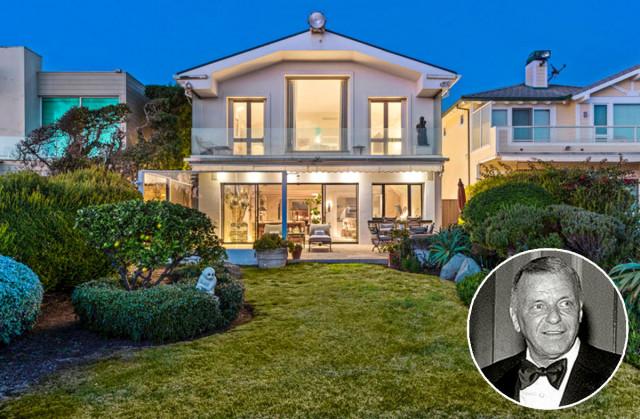 Immagine  - La villa di Frank Sinatra a Malibu si vende per 12,9 milioni di dollari