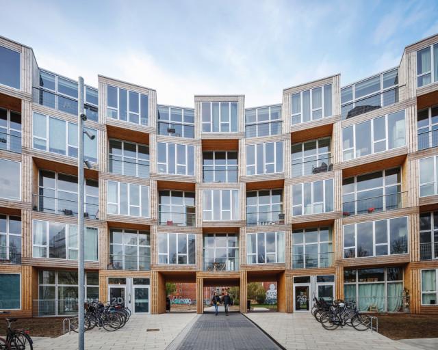 Immagine  - L'archistar Bjarke Ingels firma un edificio di social housing a Copenaghen