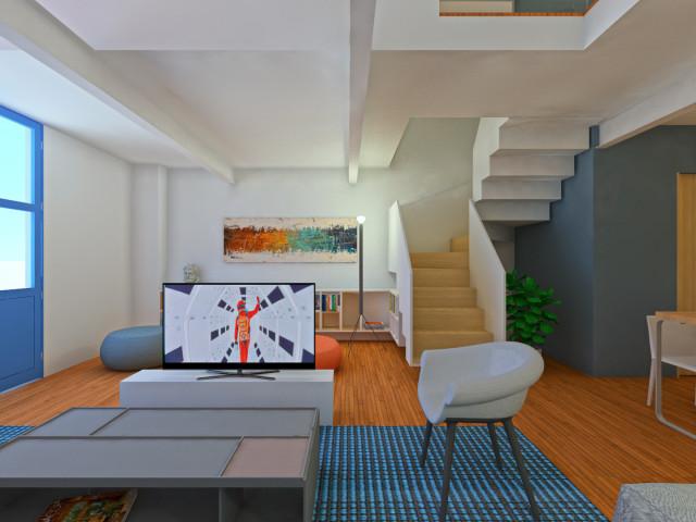 Come ristrutturare un loft per renderlo più spazioso e ricavare una