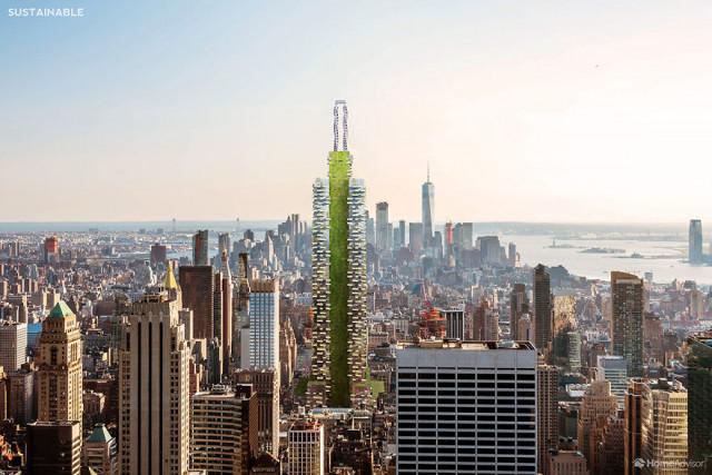 Immagine  - L'Empire State Building in nove diversi stili
