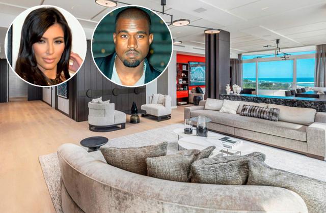 Immagine  - Kanye West e Kim Kardashian comprano casa in un condominio multimilionario di Miami