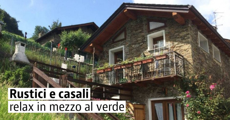 Case Rustiche In Vendita Idealista News
