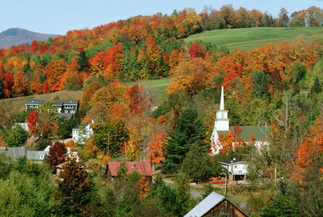 Immagine  - Trasferirsi in Vermont conviene, lo Stato paga 10mila dollari a chi lavora da remoto