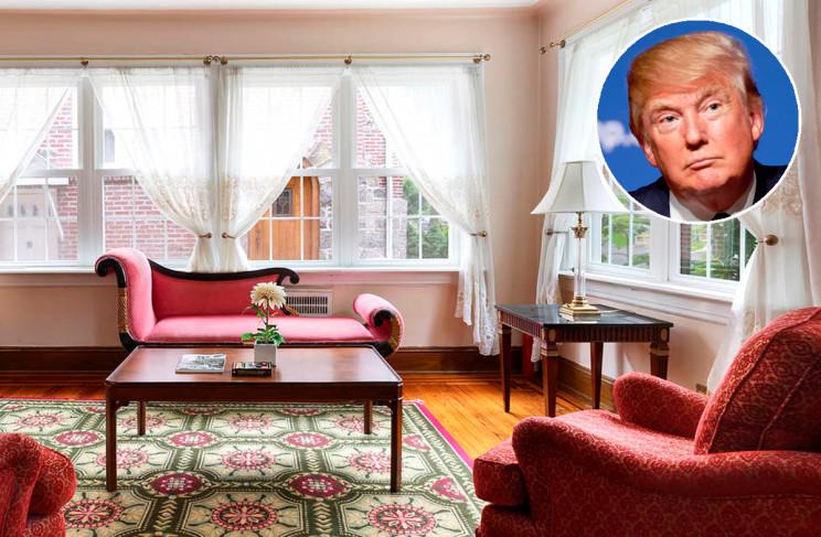Casa di Trump