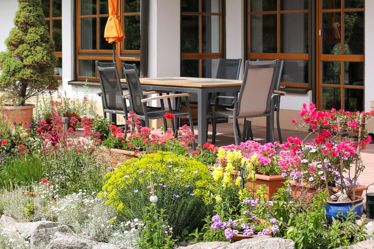 Creare un giardino dentro casa u idealista news