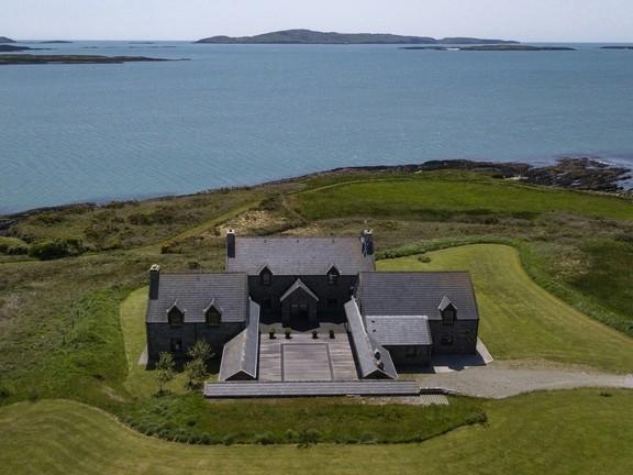 Immagine  - In vendita una spettacolare isola privata in Irlanda...con dimora inclusa