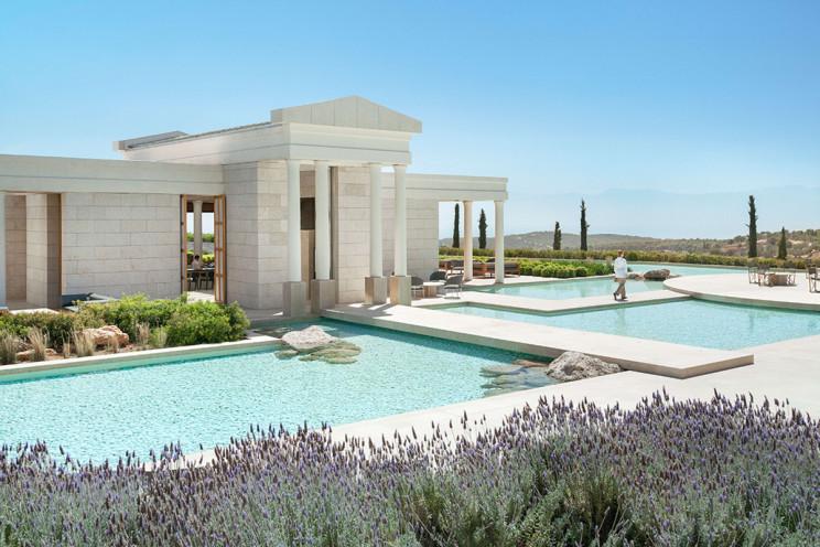Immagine  - Uno spettacolare resort ad Atene ispirato all'architettura greca classica