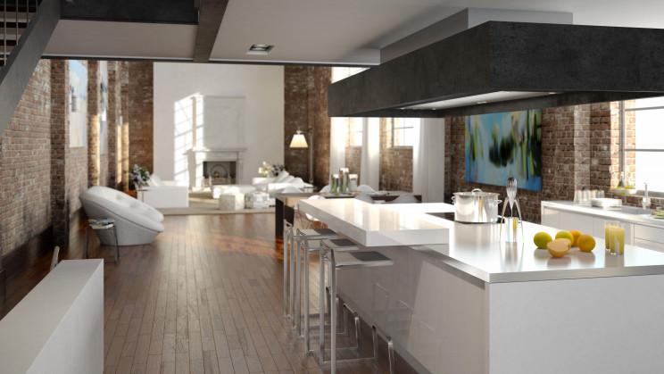 Come arredare una cucina classica utilizzando il bianco — idealista/news