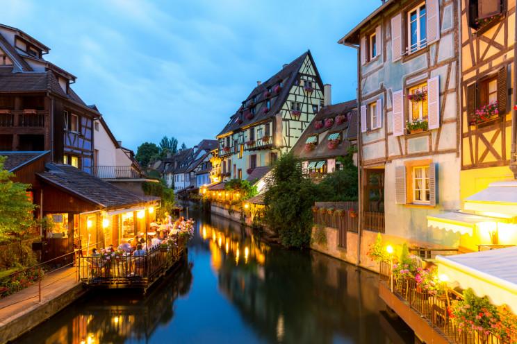 Mercato case in Europa