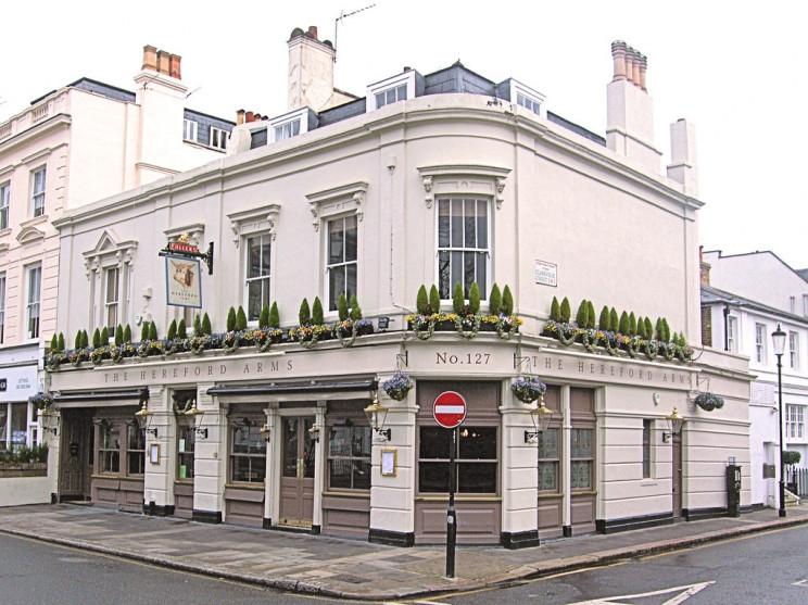 In calo i prezzi delle case a South Kensington