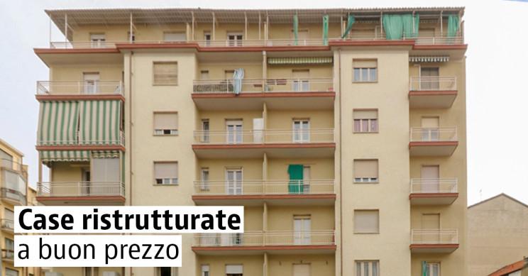 Case ristrutturate sotto i 100.000 euro