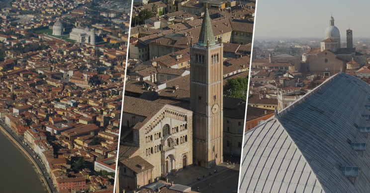 Pisa/Parma/Padova / Wikipedia