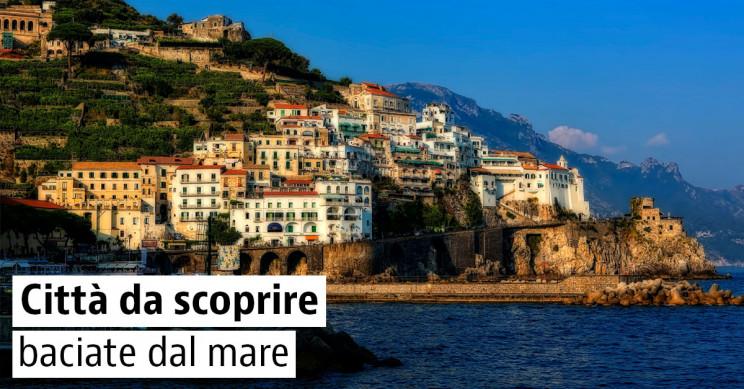 Le più belle città costiere d'Italia