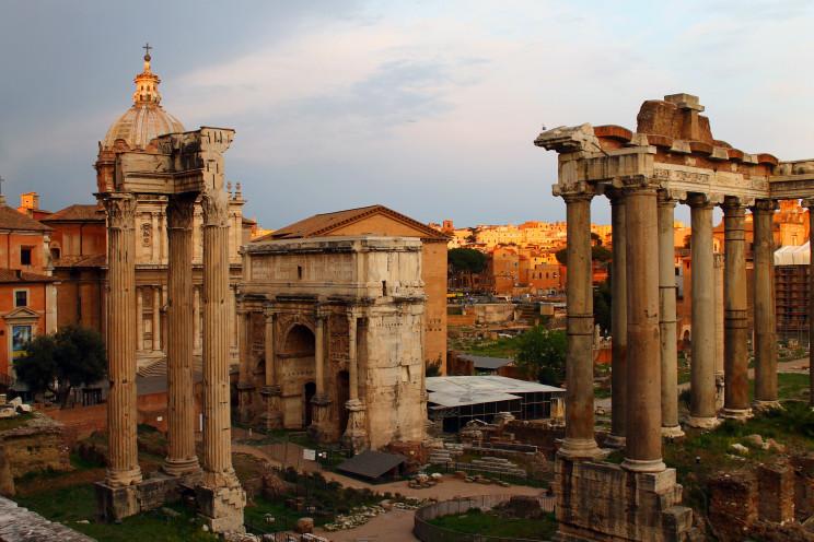 In vista l'apertura di Nn Collection Roma Fori Imperiali
