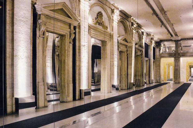 Galleria Rucellai, Palazzo Ruspoli a Roma