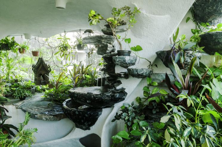 Immagine  - Questa casa indiana è letteralmente immersa nel verde