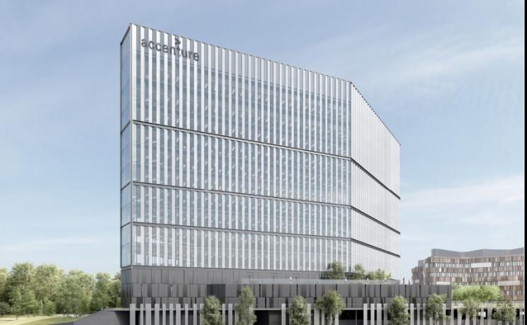 Corso Como Place E Forward Building I Progetti Milanesi Di Accenture E Coima Idealista News