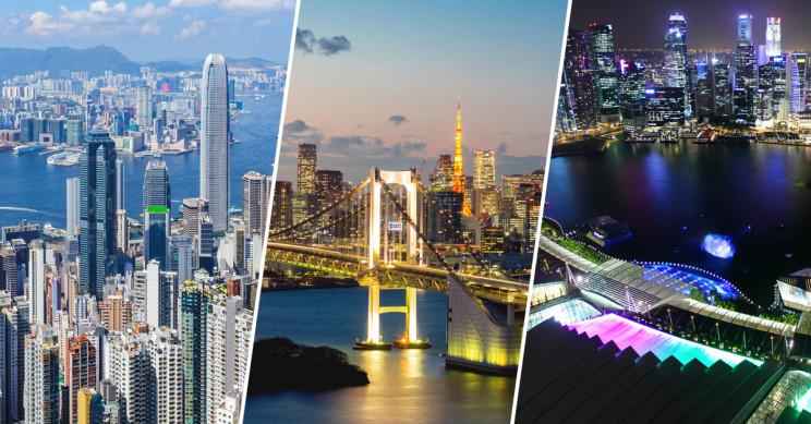 Top three delle città più costose