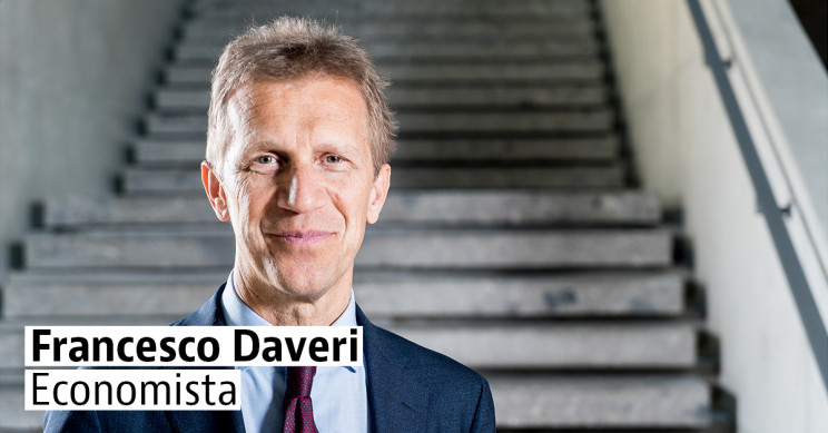 Francesco Daveri, economista