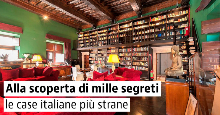 Case particolari in vendita in Italia