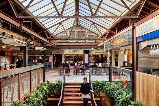 Il Market Hall di Victoria Station / TripAdvisor