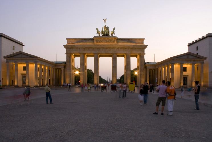 La Porta di Brandeburgo a Berlino / Gtres