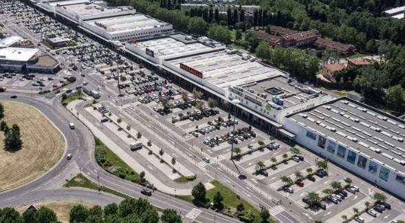 Meraville shopping Park Bologna