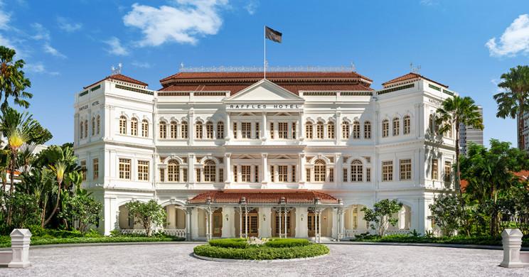 Immagine  - Il mitico Raffles Hotel di Singapore ha riaperto più lussuoso che mai