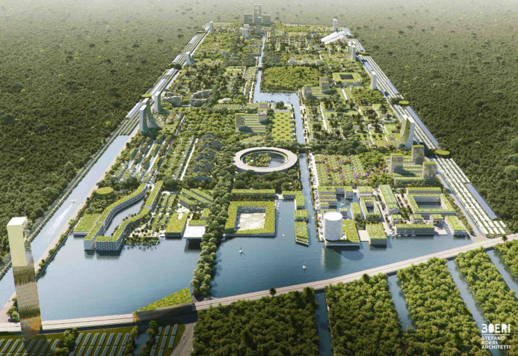 Smart City Forest