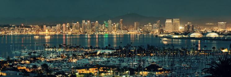 Una veduta di San Diego / Gtres