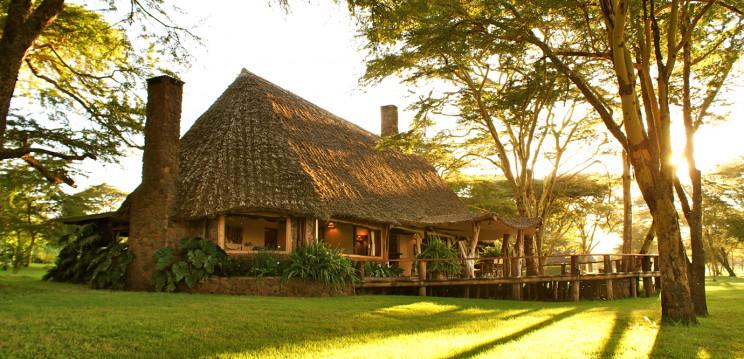 L'alloggio principale / Sirikoi Lodge