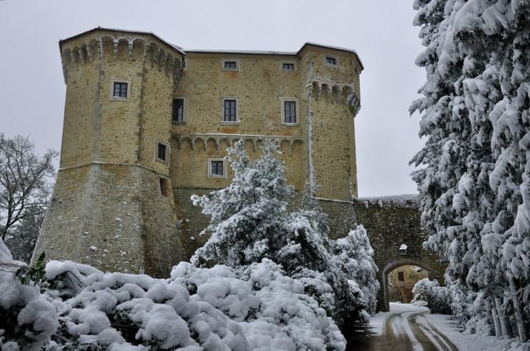 castello di Fighine / © Marco Scarpa