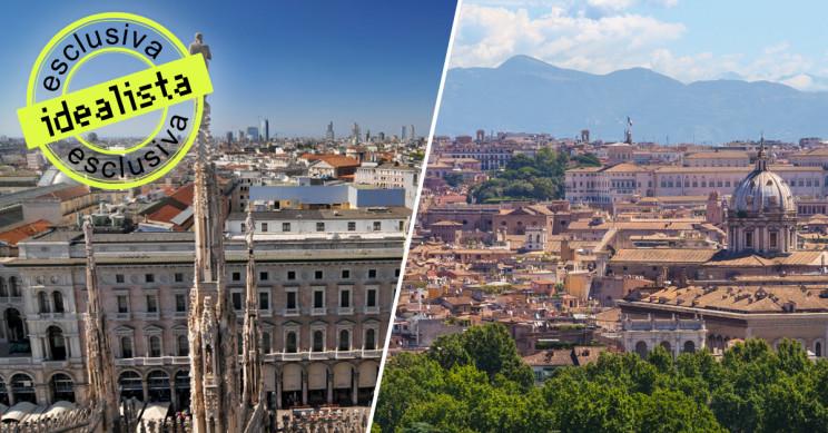 I trend 2019 per il mercato degli uffici a Milano e Roma