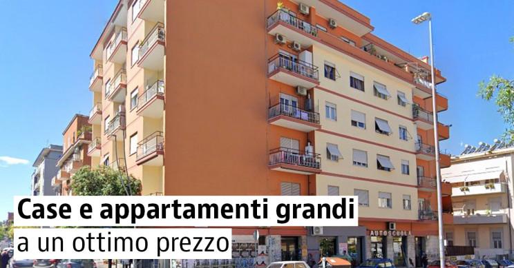 Case grandi a ottimo prezzo