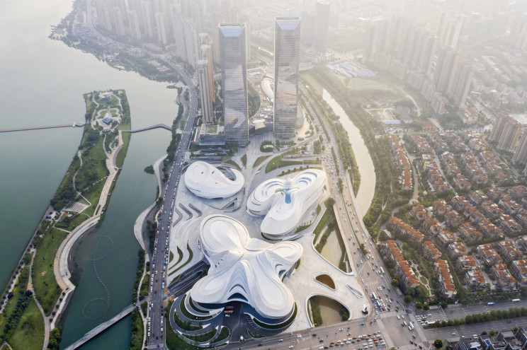 Seven7Panda-Zaha Hadid Architects